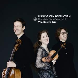 Beethoven: Complete Piano Trios Vol. 1