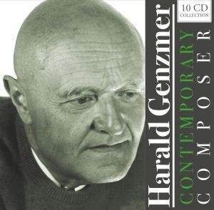 Harald Genzmer - Original Recordings