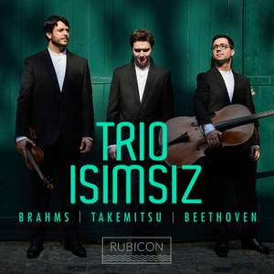 Beethoven, Brahms & Takemitsu: Piano Trios Product Image