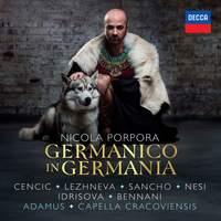 Porpora: Germanico in Germania, Act 1: 'Questo è il valor guerriero d'un'anima romana?'