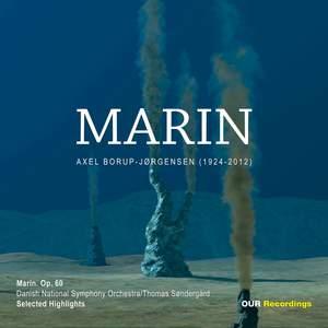Borup-Jørgensen: Marin