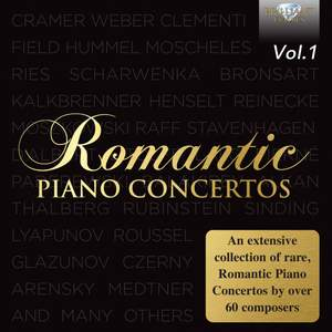 Romantic Piano Concertos, Vol. 1 Product Image