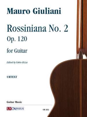 Giuliani, M: Rossiniana No.2 op.120