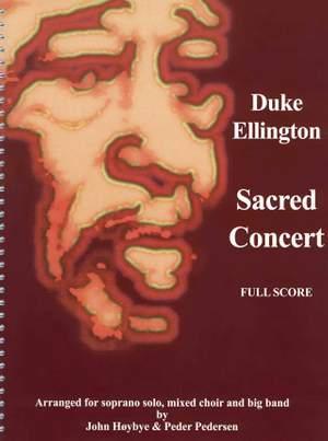 Duke Ellington: Sacred Concert Product Image