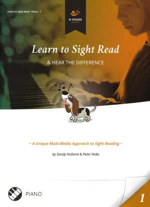 Holland, S: Learn to Sight Read Piano Book 1