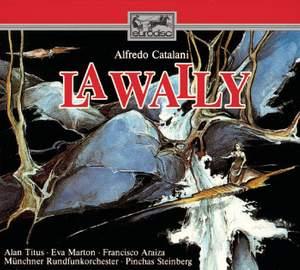 Catalani: La Wally - Gesamtaufnahme