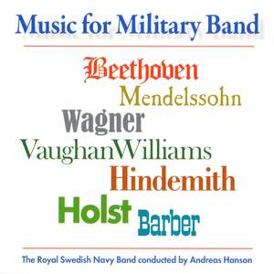 Music for Military Band Product Image