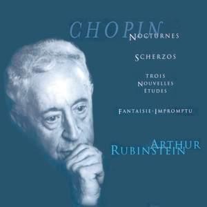 Rubinstein Collection, Vol. 26: Chopin: 19 Nocturnes; 4 Scherzos; 3 Etudes, Op. posth., Fantaisie-Impromptu