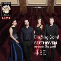 Beethoven: The Complete String Quartets Volume 4