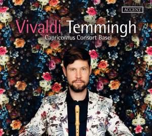Vivaldi Recorder Concertos Product Image
