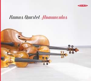 Homunculus: Works for String Quartet by Salonen, Ligeti & Britten