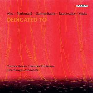 Dedicated to - Ostrobothnian Chamber Orchestra Product Image