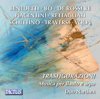 Trasfigurazioni: Music for Flute and Harp