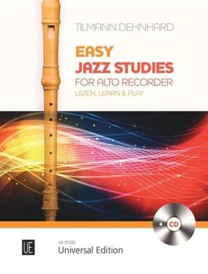 Dehnhard, T: Easy Jazz Studies