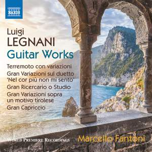 Luigi Legnani: Guitar Works