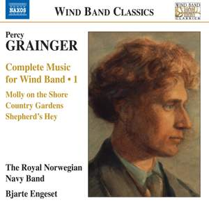 Grainger: Compete Music for Wind Band, Vol. 1 Product Image