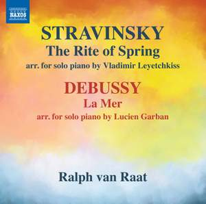 Stravinsky: The Rite of Spring & Debussy: La Mer