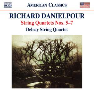 Richard Danielpour: String Quartets Nos. 5-7 Product Image