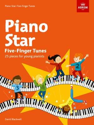 Piano Star: Five-Finger Tunes