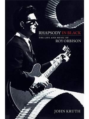 John Kruth: Rhapsody in Black Product Image