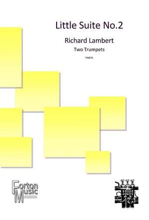 Lambert, Richard: Little Suite No. 2 Product Image