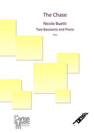 Buetti, Nicole: The Chase