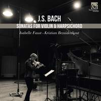 JS Bach: Sonatas for Violin & Harpsichord