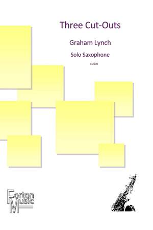 Lynch, Graham: Three Cut-Outs Product Image