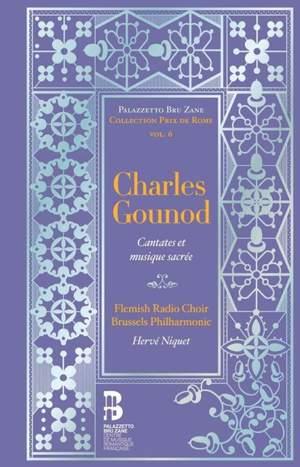 Gounod: Cantates et Musique Sacrée Product Image