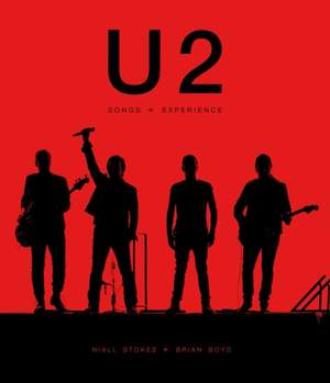 U2: Songs + Experience Product Image