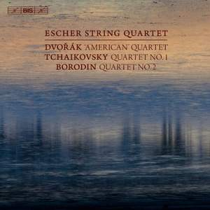 Dvorak, Tchaikovsky & Borodin: String Quartets