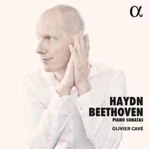 Haydn & Beethoven: Piano Sonatas Product Image