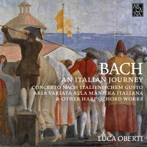 Bach: An Italian Journey Product Image