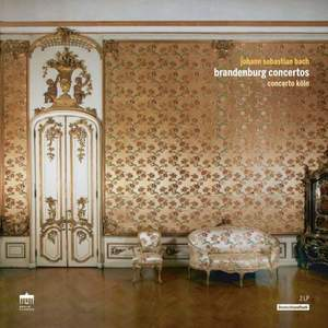 JS Bach: Brandenberg Concertos - Vinyl Edition