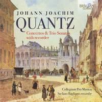 Quantz: Concertos & Sonatas with Recorder