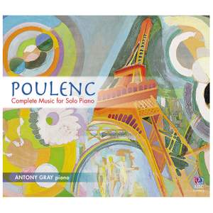 Poulenc: Complete Music For Solo Piano