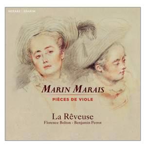 Marin Marais: Pièces de viole