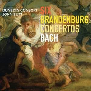 JS Bach: Six Brandenburg Concertos