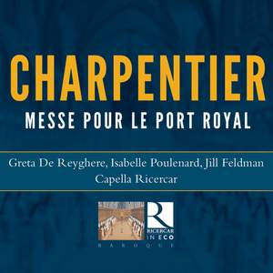 Charpentier, M-A: Messe pour le Port-Royal H.5
