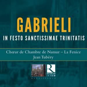 Gabrieli, G: In Festo Sanctissimae Trinitatis