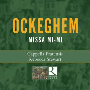 Ockeghem: Missa Mi-Mi