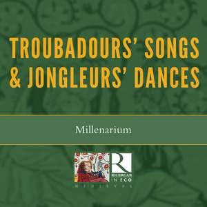 Troubadours' Songs & Jongleurs' Dances Product Image