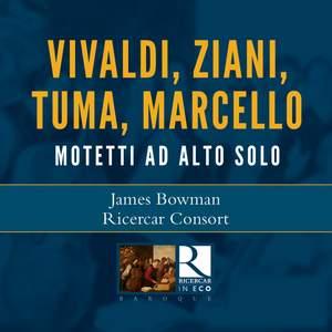 Motetti Ad Alto Solo - Vivaldi, Ziani, Tuma & Marcello
