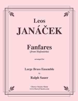 Leos Janacek: Fanfares For Sinfonietta