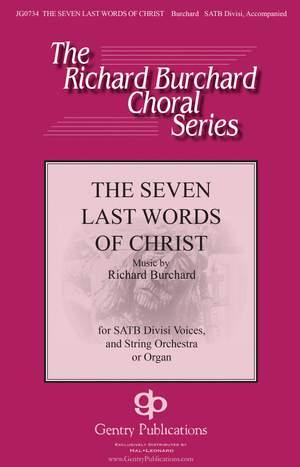Richard Burchard: Seven Last Words of Christ Product Image