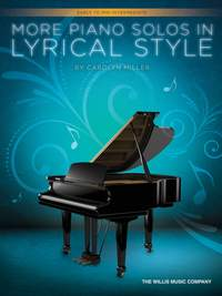 Carolyn Miller: More Piano Solos in Lyrical Style
