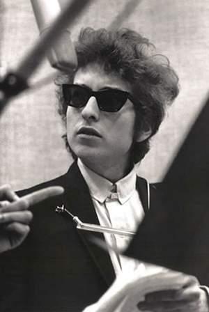 Bob Dylan - Shades - Wall Poster