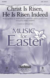 Keith Getty_Kristyn Getty_Ed Cash: Christ Is Risen, He Is Risen Indeed