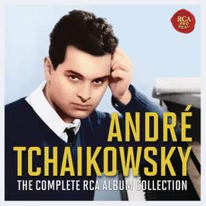 André Tchaikowsky - The Complete RCA Collection Product Image