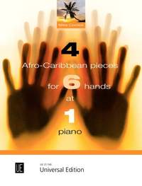 4 Afro-Caribbean Pieces for 6 Hands